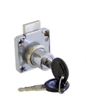Incuietoare cu chei confectionata din zamac.