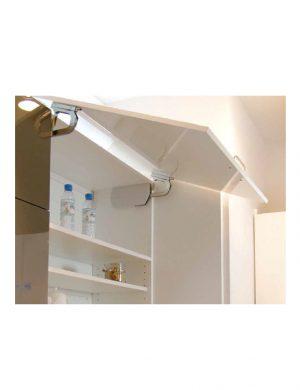 Mecanism ridicare usa, proiectat pentru corpurile suspendate.